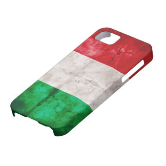 Italian Flag iPhone 5 Covers
