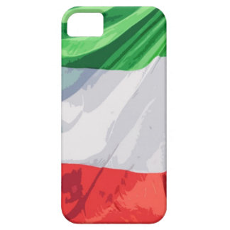 Italian Flag iPhone Case