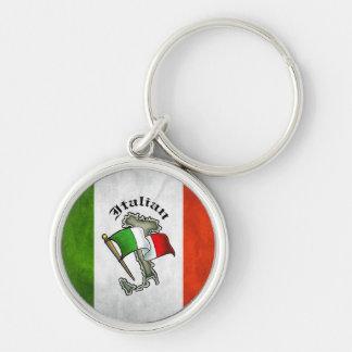 Italian Flag Italia Italian Key Chain