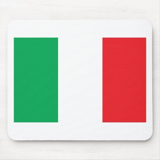 Italian Flag Mouse Mat