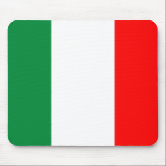 Italian Flag Mousepad