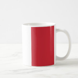 Italian Flag Mug! Basic White Mug
