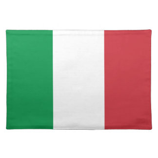 Italian flag placemat | Tricolore of Italy