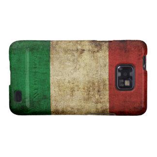 Italian Flag Samsung Galaxy S2 Cases