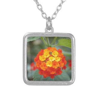 Italian flowers custom jewelry