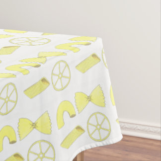 Italian Food Cooking Kitchen Pasta Penne Macaroni Tablecloth