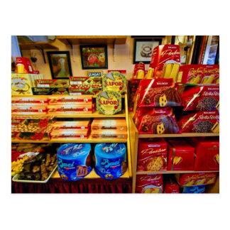 Italian Foods & Sweets at Arthur Avenue postcard
