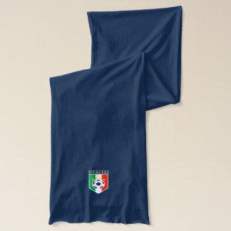 Italian football scarf