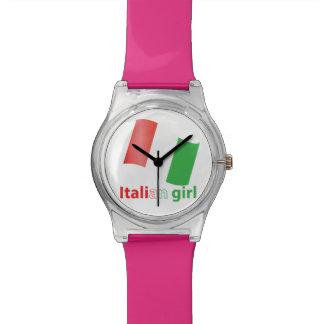 Italian Girl Watch