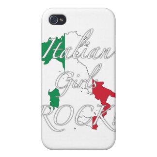 Italian Girls Rock! iPhone 4 Covers