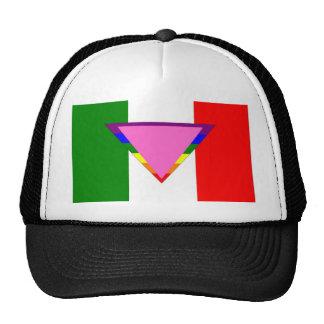 Italian GLBT Pride Trucker Hat