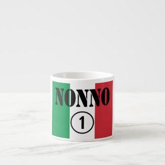Italian Grandfathers : Nonno Numero Uno Espresso Mug