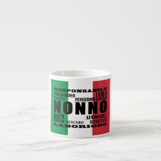 Italian Grandfathers : Qualities Espresso Mug