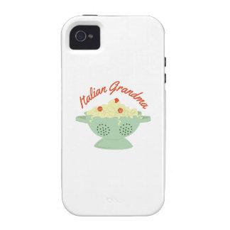 Italian Grandma iPhone 4/4S Case