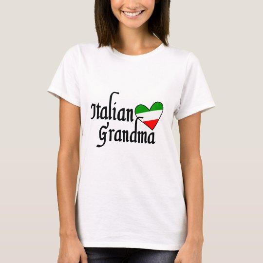 Italian Grandma T-shirt