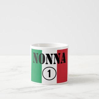 Italian Grandmothers : Nonna Numero Uno Espresso Cup