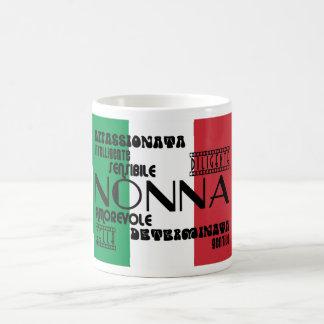 Italian Grandmothers : Qualities Coffee Mug