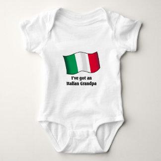 Italian Grandpa Baby Bodysuit