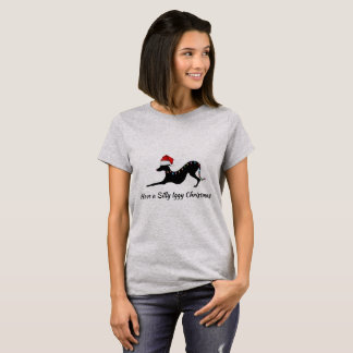 Italian Greyhound Christmas Shirt. T-Shirt