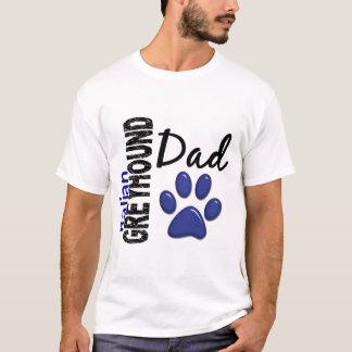 Italian Greyhound Dad 2 T-Shirt