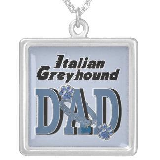 Italian Greyhound DAD Pendant