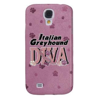Italian Greyhound DIVA Galaxy S4 Case