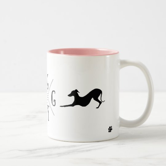 Italian Greyhound Dog Mug Cup