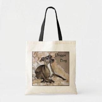 Italian Greyhound Doggie Bag