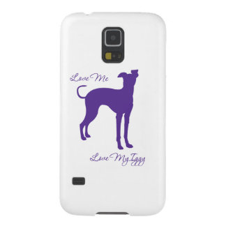 Italian Greyhound Galaxy S5 Cases