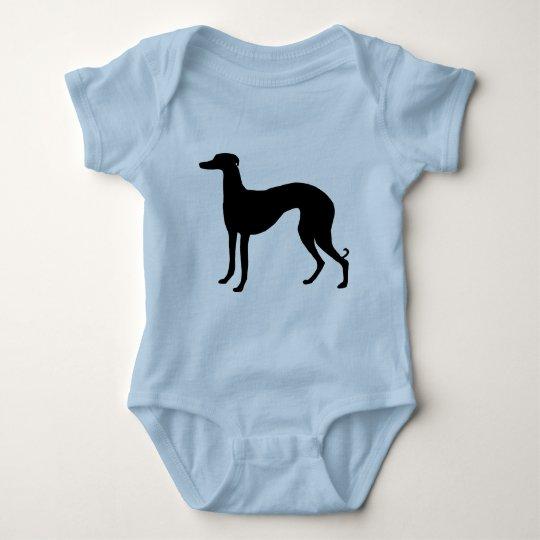 Italian Greyhound Gear Baby Bodysuit