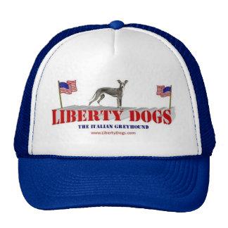 Italian Greyhound Mesh Hat
