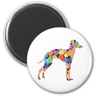 Italian Greyhound Magnet