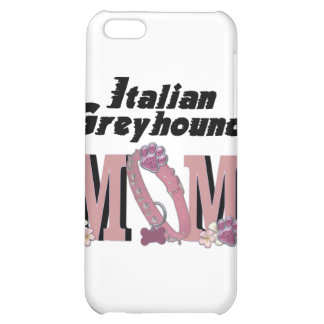 Italian Greyhound MOM iPhone 5C Cover