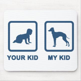 Italian Greyhound Mouse Mat