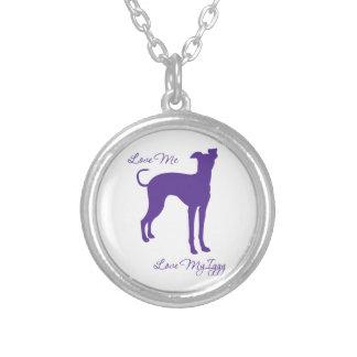 Italian Greyhound Pendant