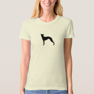 Italian Greyhound Silhouette T-Shirt