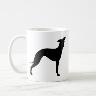 Italian Greyhound Silhouettes Coffee Mug