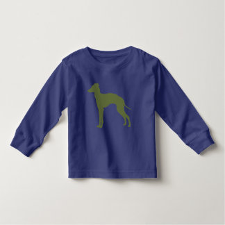 Italian Greyhound Toddler T-Shirt