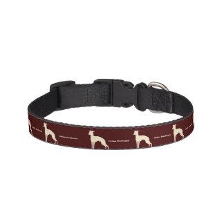 Italian gureihaundo RD collar Dog Collars