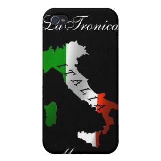 Italian Heritage iPhone Case iPhone 4/4S Case