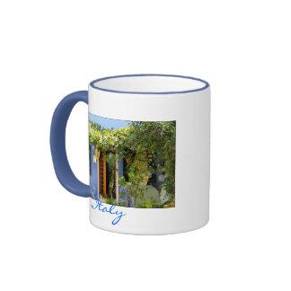 Italian home ringer mug