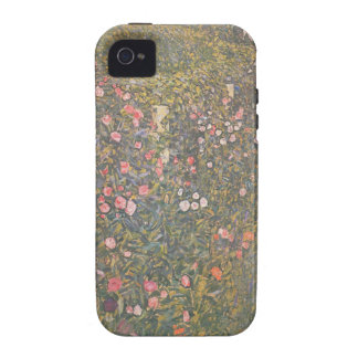 Italian horticultural landscape vibe iPhone 4 cases