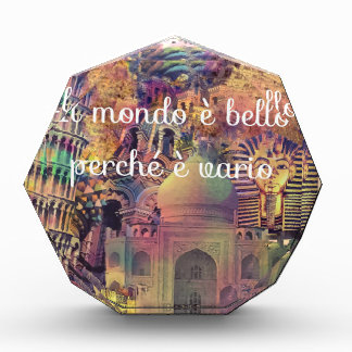 Italian idiom.
