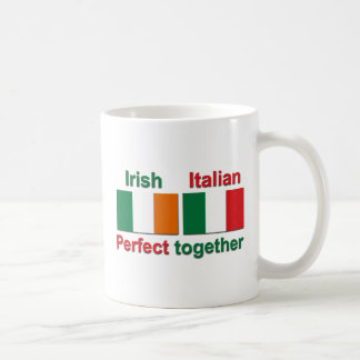 Italian Irish - Perfect Together! Coffee Mug