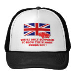 Italian Job Union Jack shirts Hats