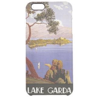 Italian Lakes vintage travel cases