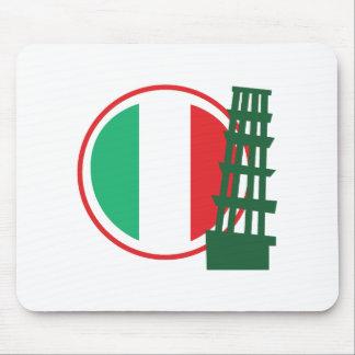 Italian Landmark Mouse Pad
