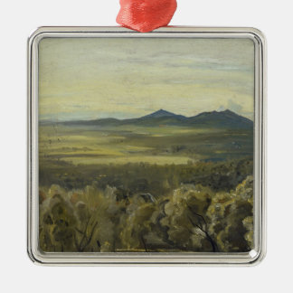 Italian Landscape, 1833 Christmas Ornament