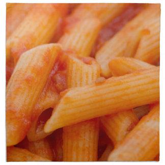 italian macaroni napkin