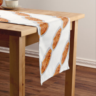italian macaroni short table runner
